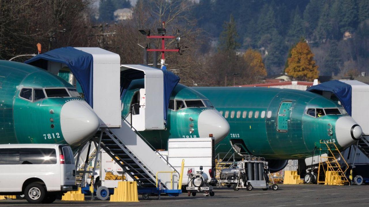 Le secteur aérien américain commence à licencier