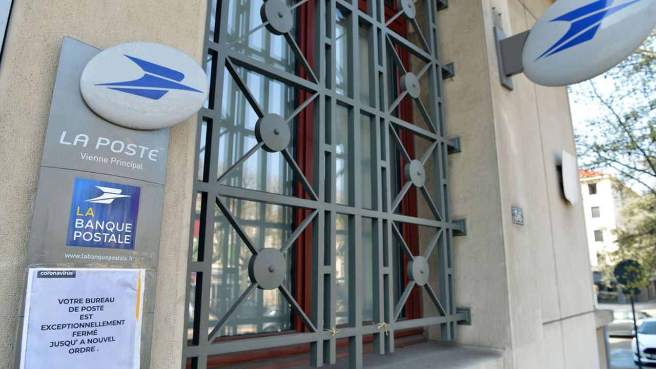 La Poste a fermé une bonne partie de ses bureaux au public jusqu'à nouvel ordre.
