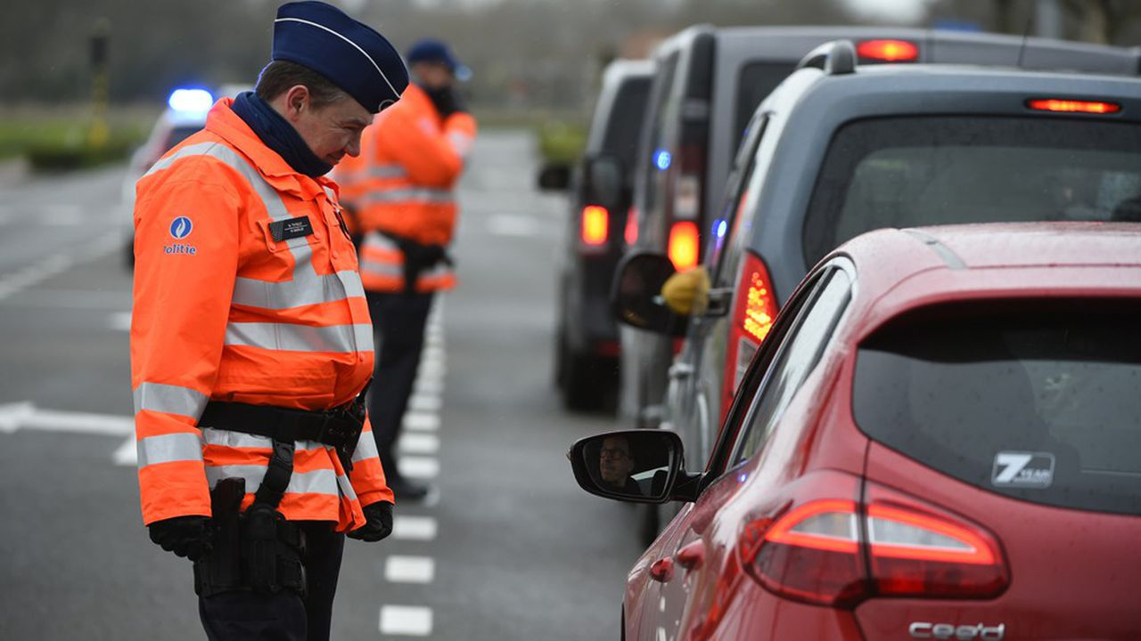 La population belge est appelée à se confiner depuis le 18mars. Le télétravail doit être la norme, et tout déplacement «non essentiel» est proscrit.