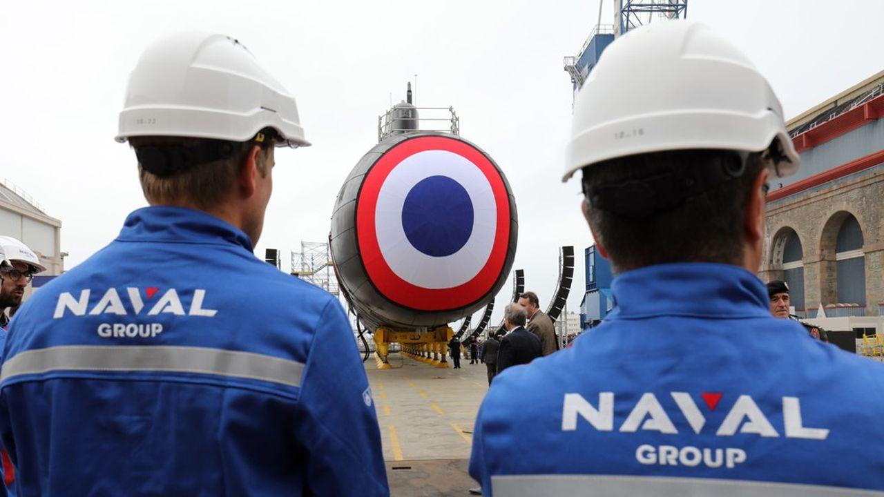 Naval Group : un passage de témoin discret en pleine crise du coronavirus
