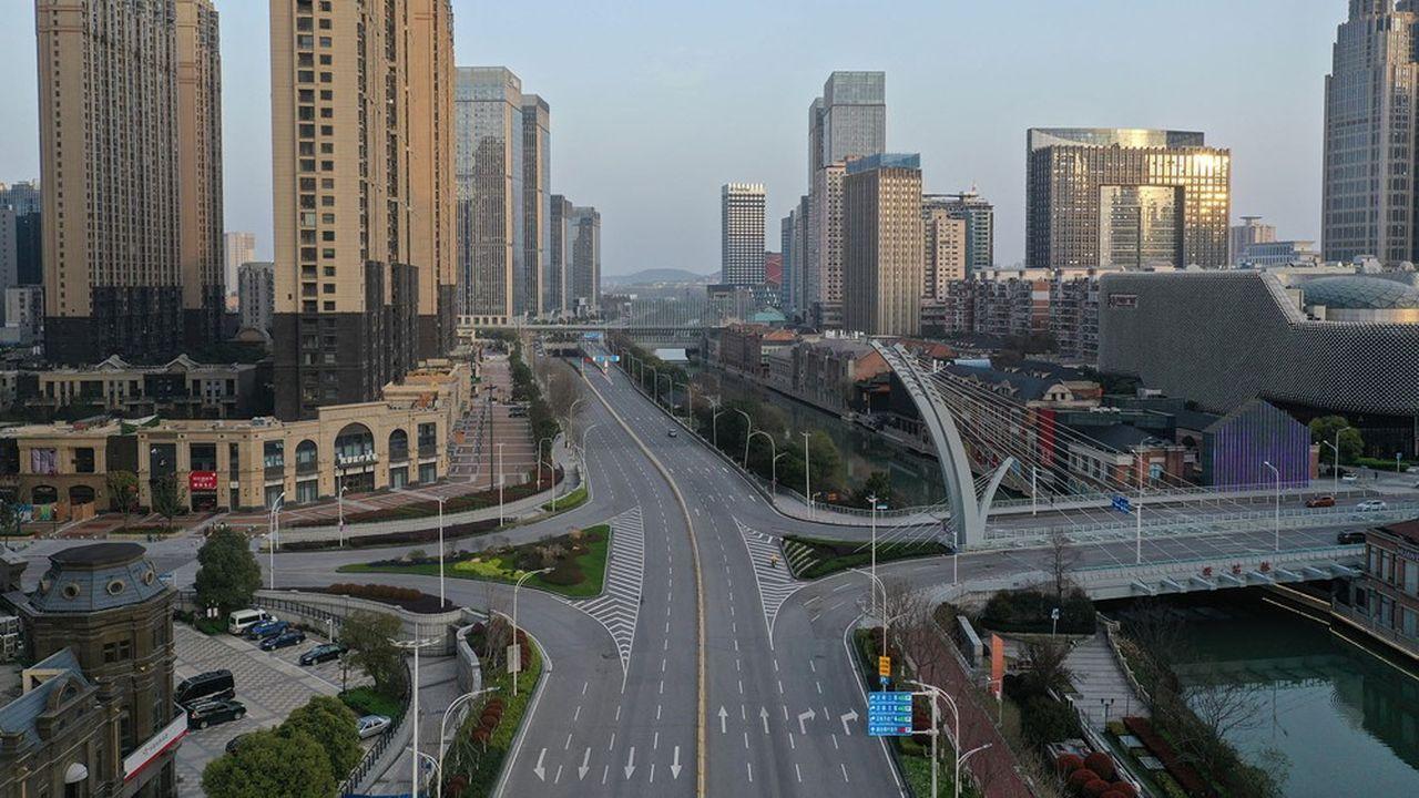 Wuhan, épicentre de la pandémie de COvid-19, et la région du Hubei sont en quarantaine depuis fin janvier.