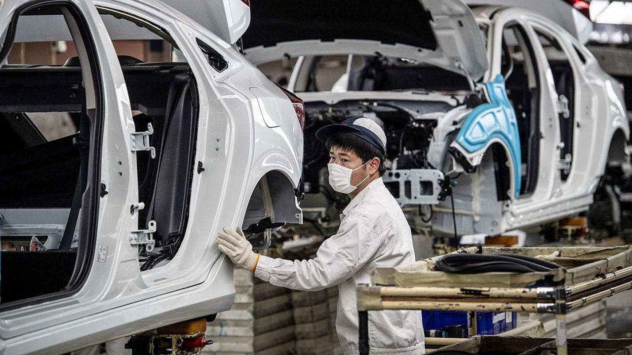 Même dans le Hubei, épicentre de l'épidémie, quelques entreprises (dont Dongfeng Motor, Honda et General Motors) jouant un rôle clé dans les chaînes de valeur ont été autorisées à rouvrir début mars.