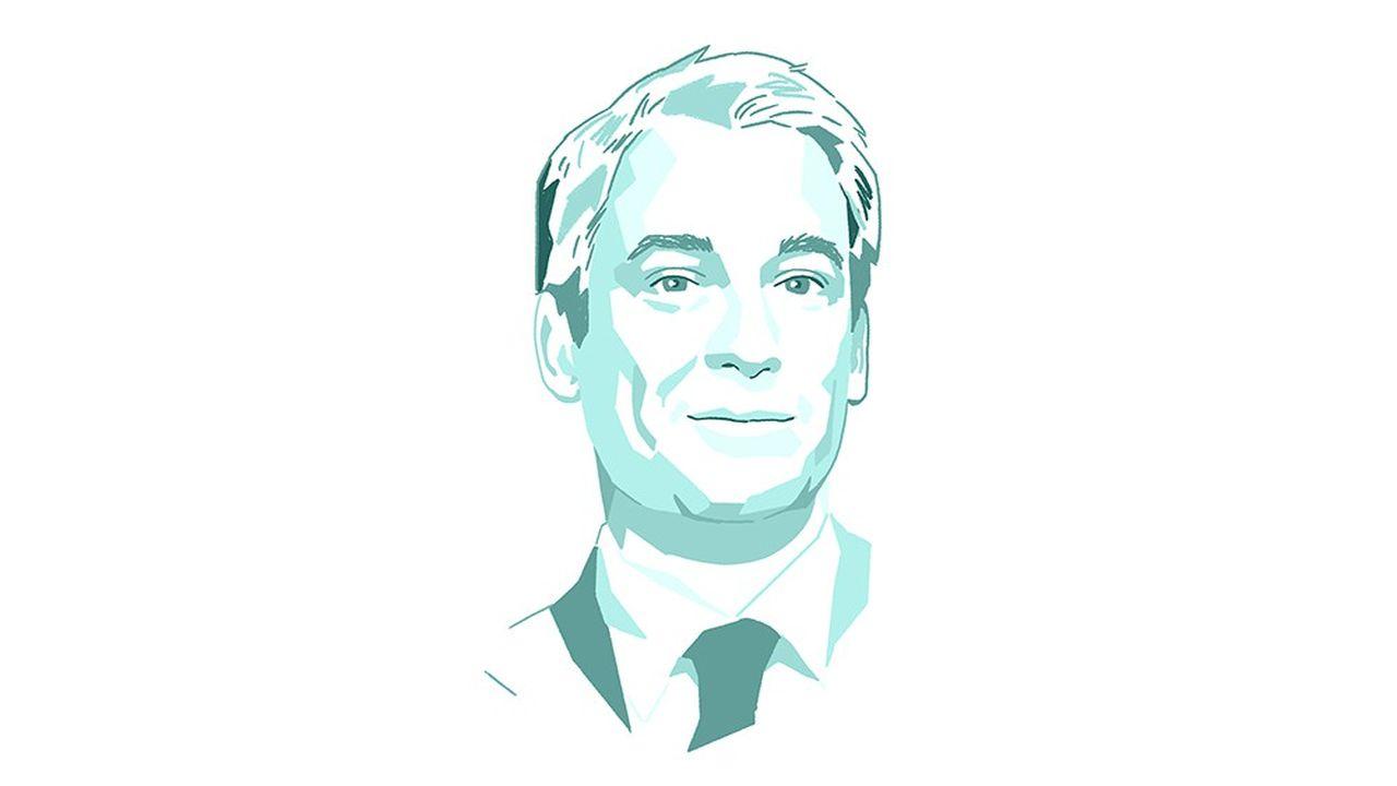 Nicolas Chartier cofondateur d'AramisAuto.