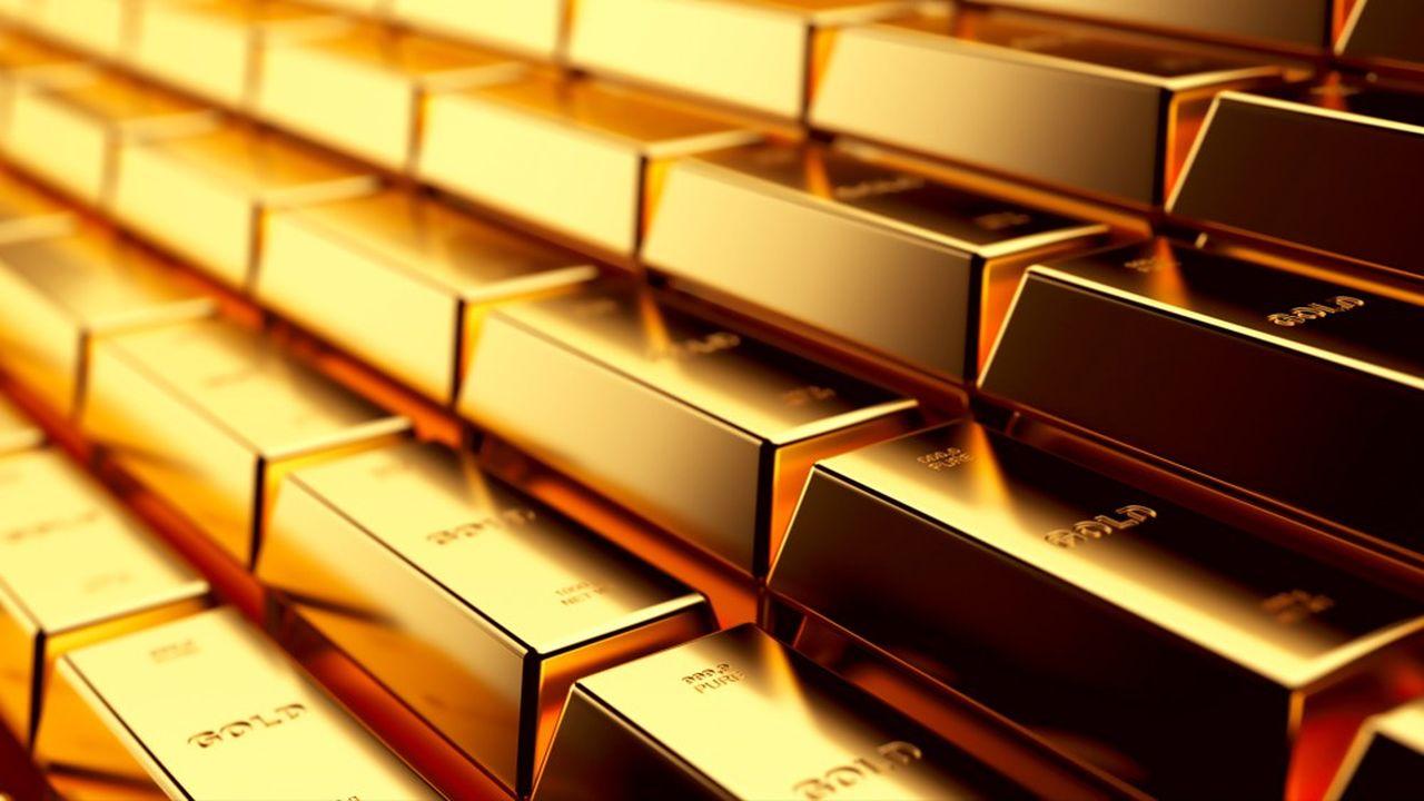 En période de crise, l'or est liquidé pour lever du cash rapidement.