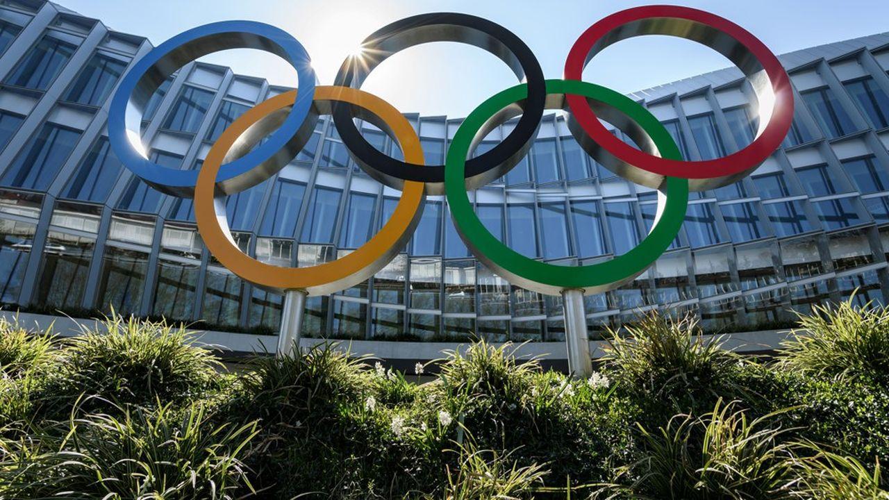 Tokyo se préparait à recevoir les Jeux Olympiques du 24juillet au 9août, suivis des Paralympiques du 25août au 6septembre.