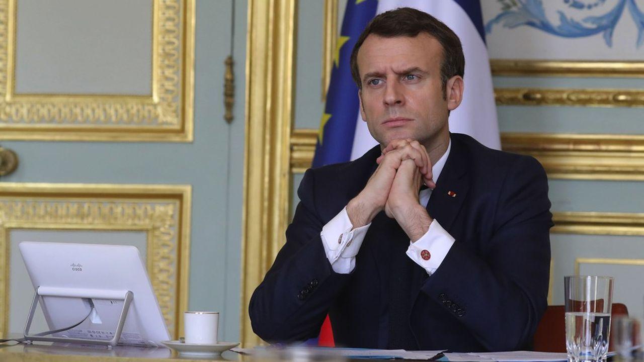 Pourquoi Macron s'entoure de plus en plus de scientifiques — Coronavirus