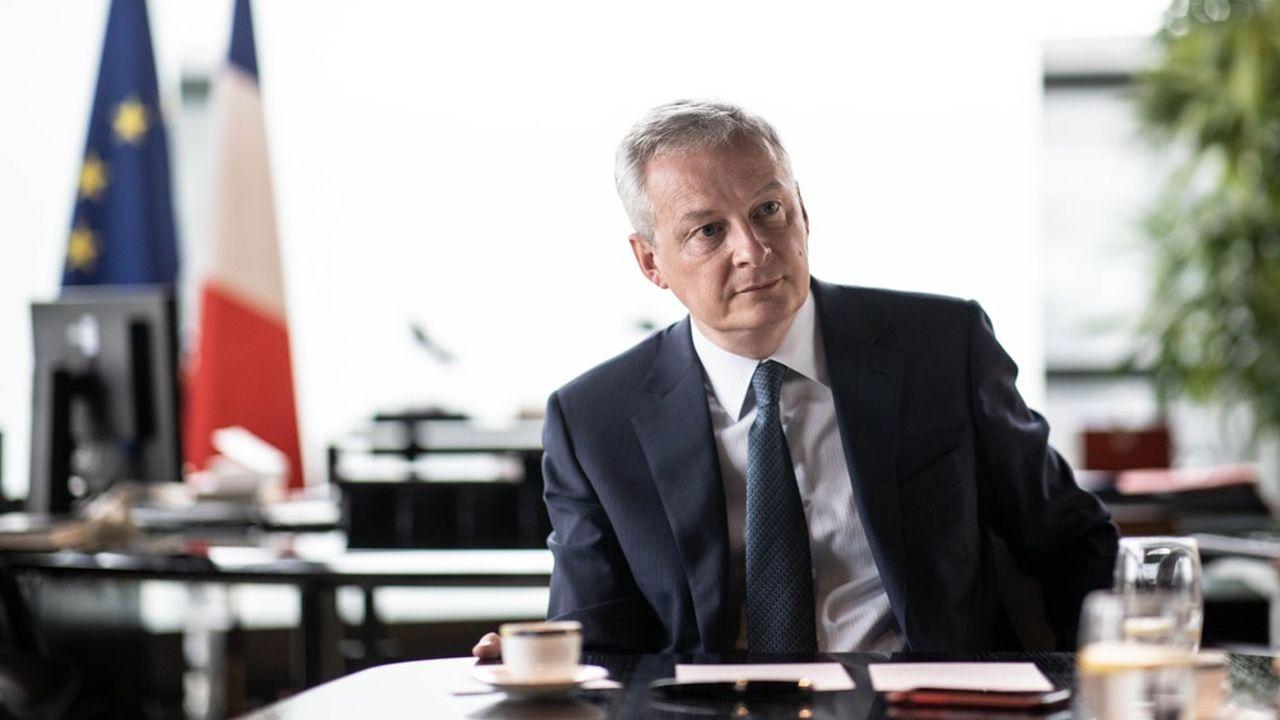 Bruno Le Maire, le ministre des Finances français s'inquiète aussi des répercussions de la pandémie sur les pays émergents et en développement.