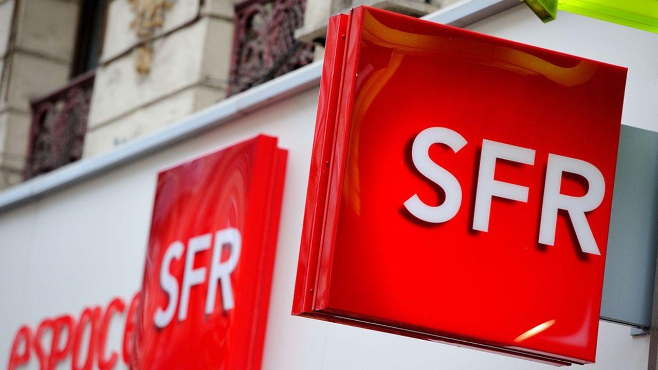 Altice Europe, la maison mère de l'opérateur SFR, détenait fin 2019 une dette de 30,5milliards d'euros.