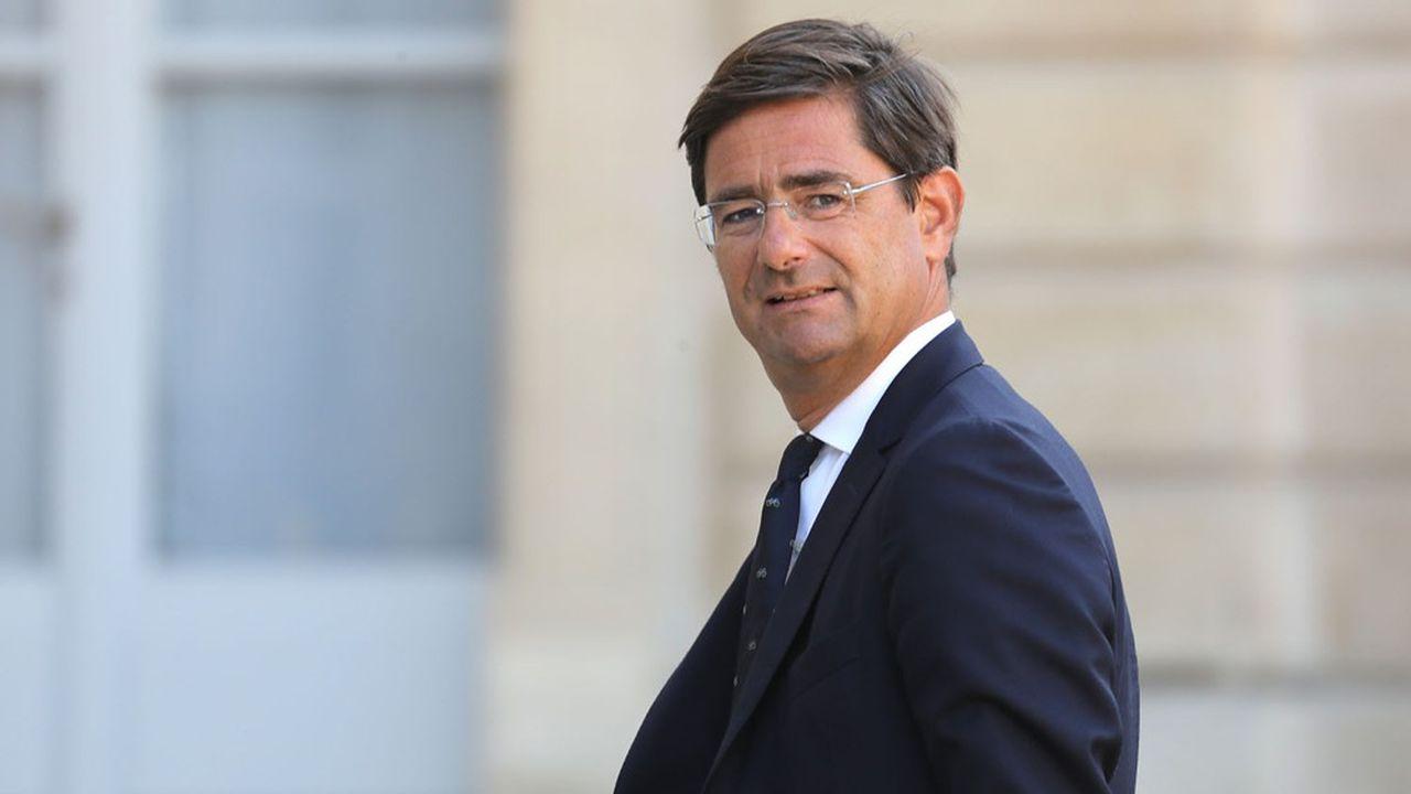 «Des prêts garantis, ça fait partie de notre mission au quotidien, rappelle Nicolas Dufourcq, le président de Bpifrance. C'est sûr que là, il y aura beaucoup, beaucoup plus de dossiers à traiter».
