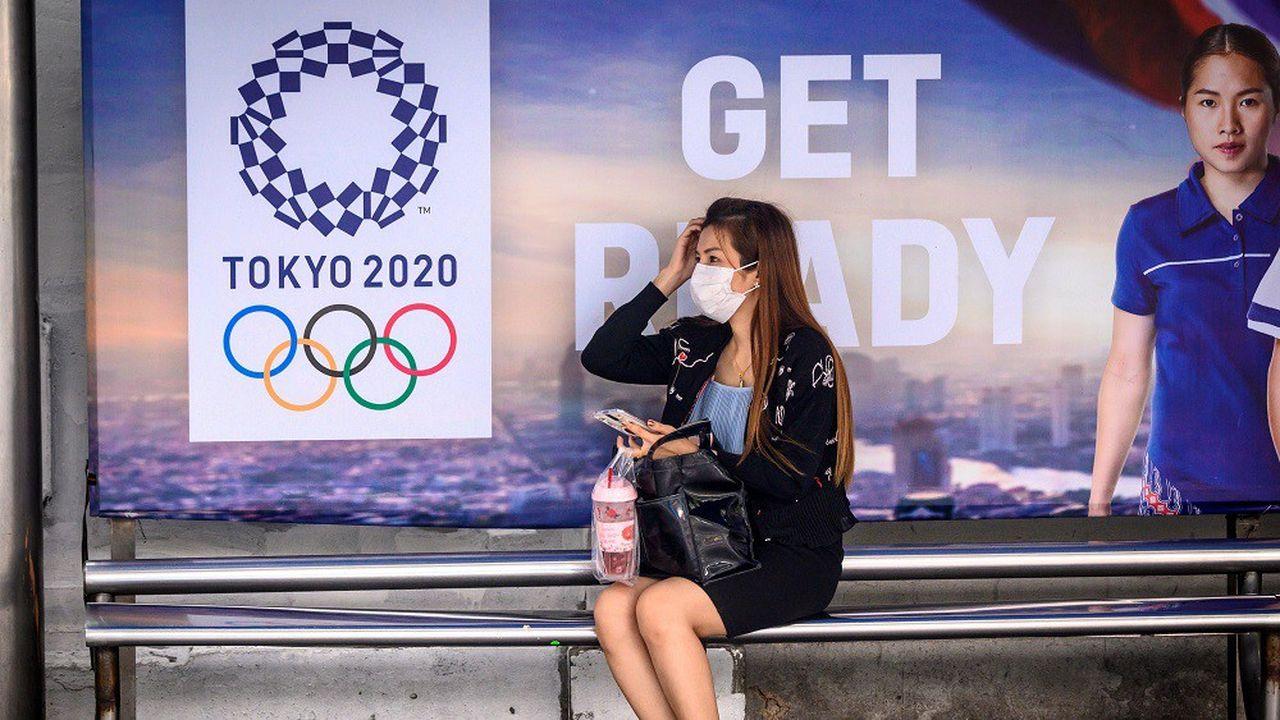 Les Jeux Olympiques devaient se tenir du 24juillet au 9août à Tokyo.