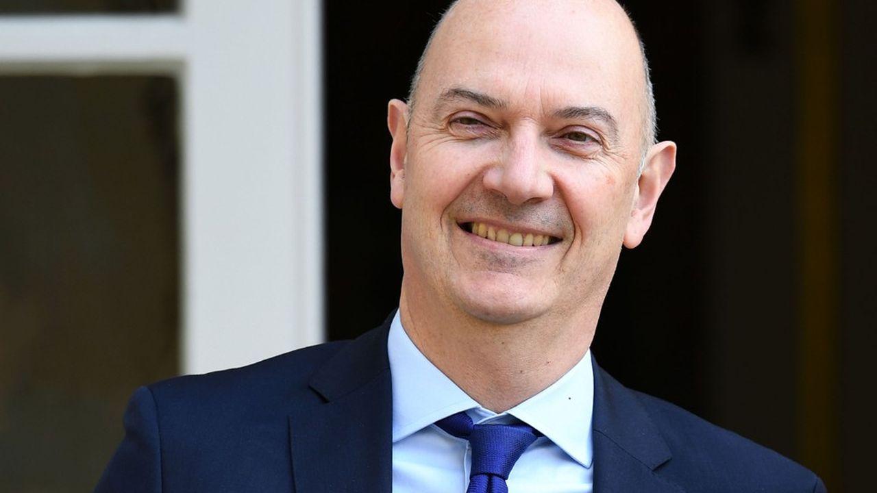 Le Président de la Commission économique à l'Assemblée nationale, Roland Lescure