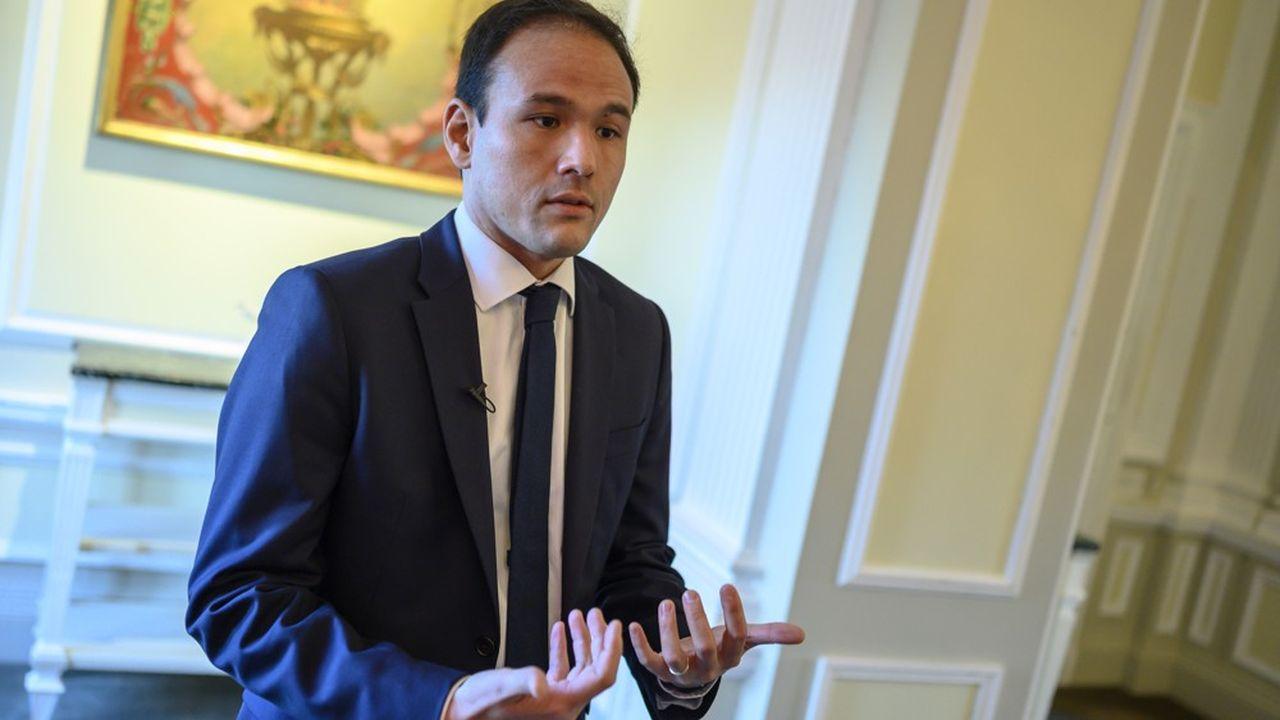 Pour Cédric O, secrétaire d'Etat en charge du numérique,«XXX».