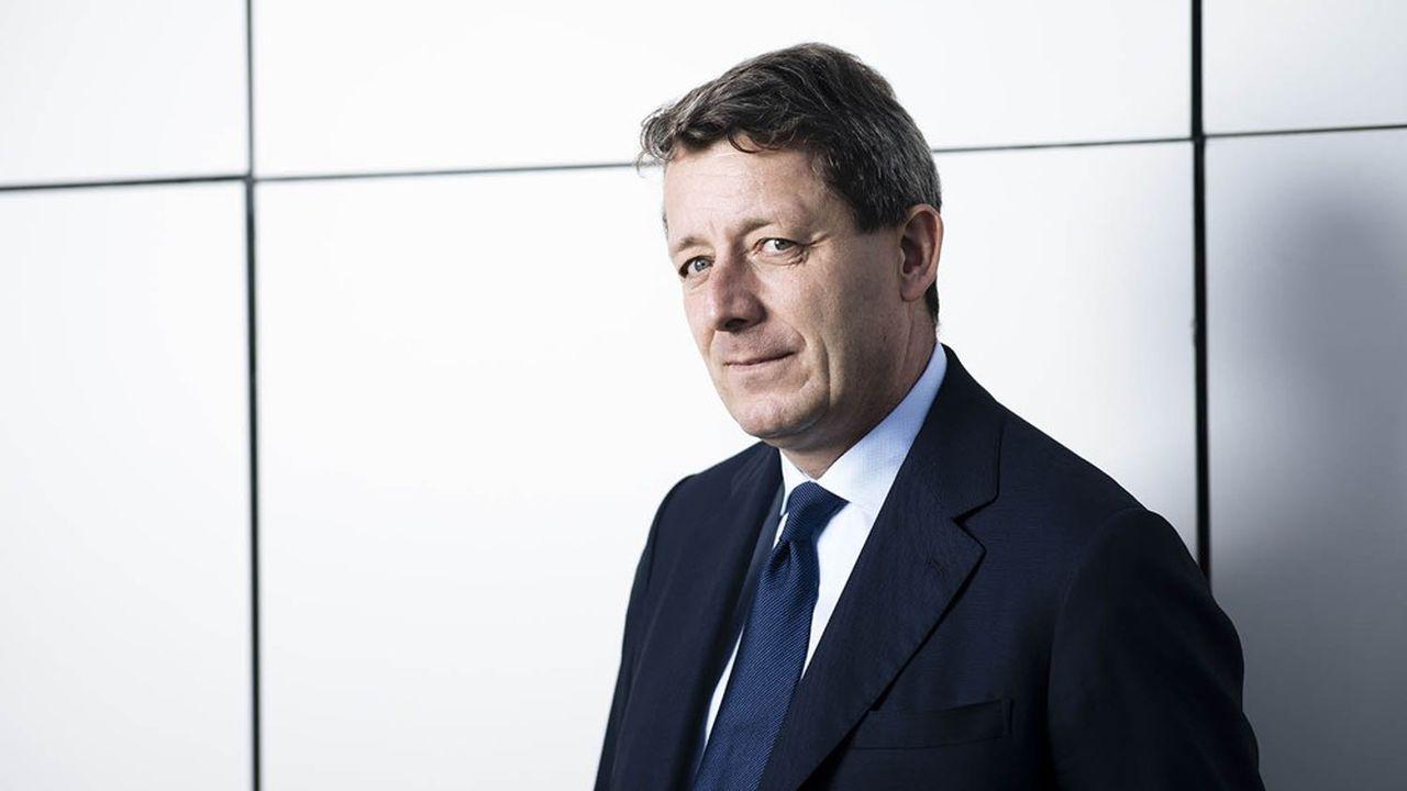 Cédric Dugardin, ex-patron de Conforama, vient de prendre la présidence de Presstalis.