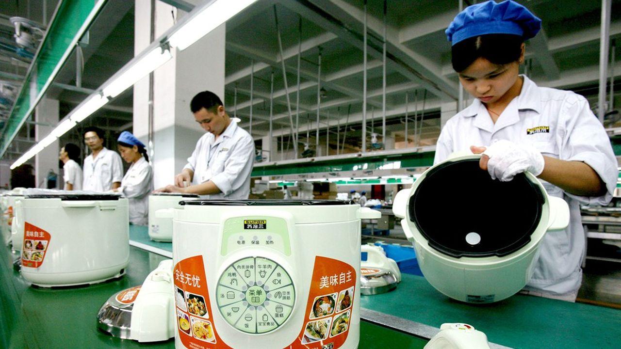 Toutes les usines chinoises de SEB ont redémarré en Chine, et assurent 80% de la production.