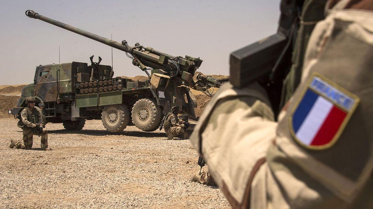 Environ 200 militaires de l'opération Chammal vont être rapatriés d'Irak.