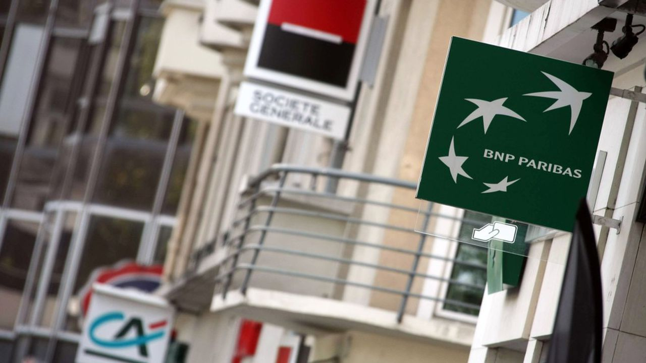 Ce jeudi, l'agence de notation Moody's a placé sous surveillance négative l'ensemble du secteur bancaire français, dont la perspective était jusqu'alors «stable».