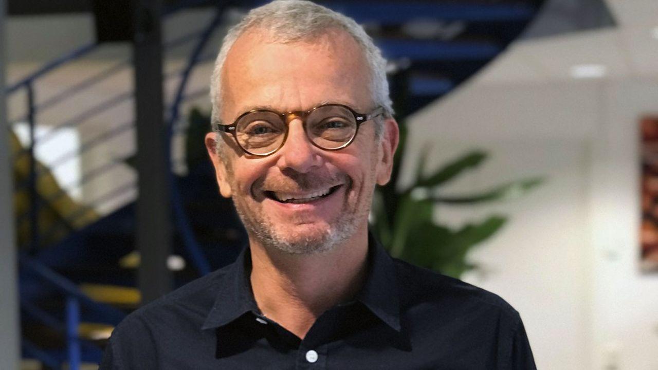 Christophe Douat, directeur général de MedinCell.