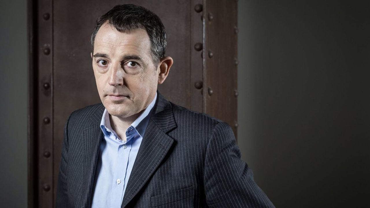 Jérôme Fourquet, politologue, directeur du département opinion et stratégies d'entreprises de l'institut de sondages IFOP.