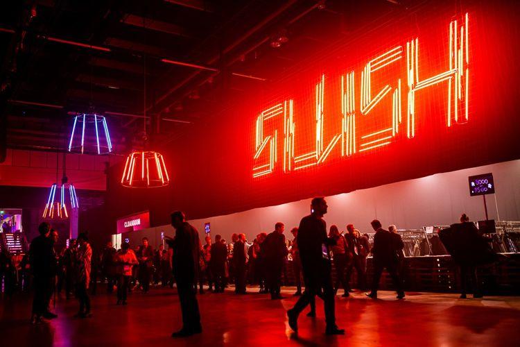 L'édition 2019 de Slush, l'événement tech des pays nordiques, lancé en 2008.