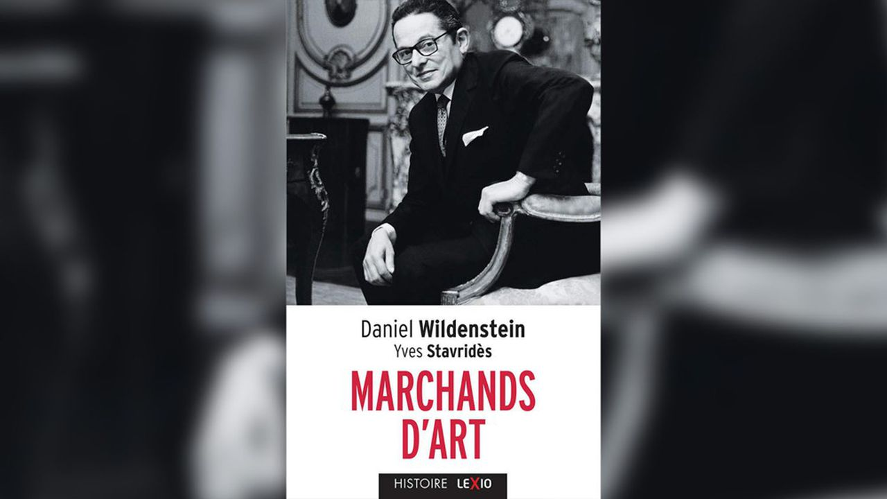 « Marchands d'art » Daniel Wildenstein, Yves Stavridès. Histoire, Lexio. 230 pages. 9 euros.