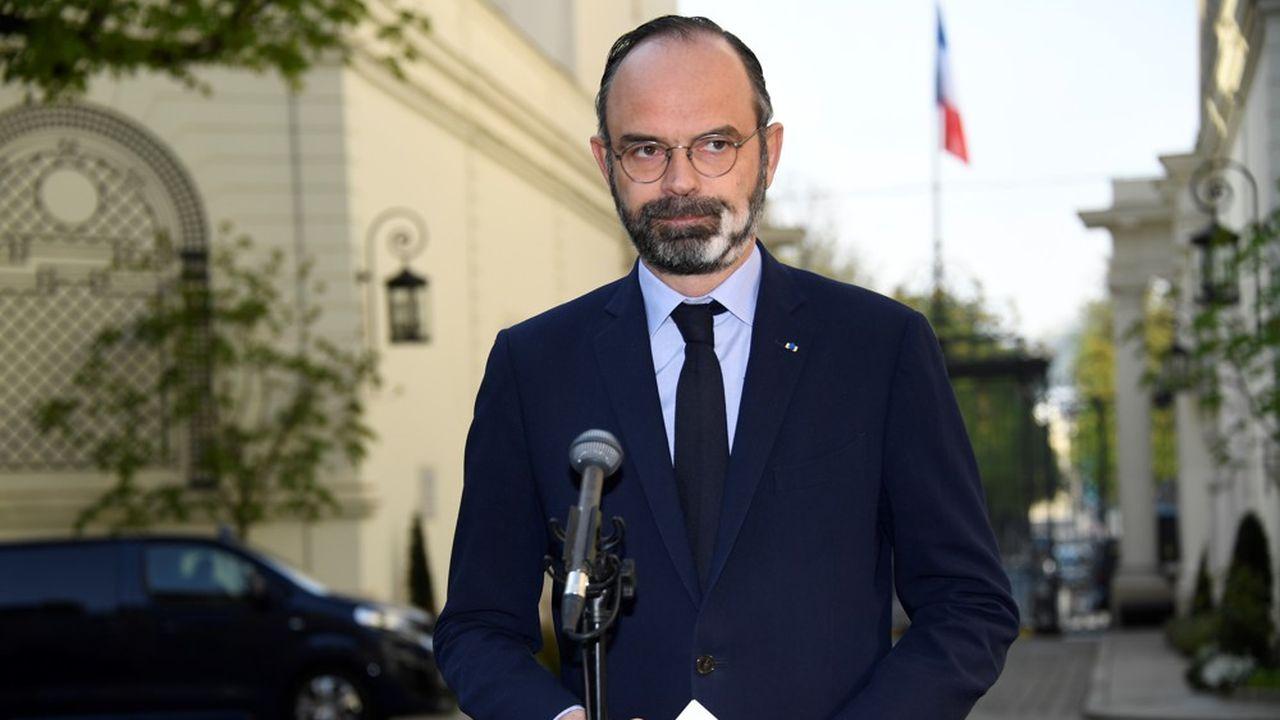 Edouard Philippe est en première ligne depuis le début de la crise du coronavirus dans l'Hexagone.