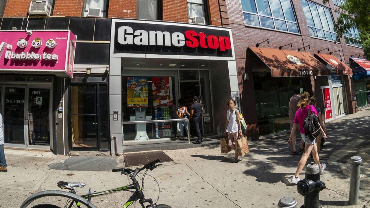 Privé de son réseau physique, GameStop va souffrir comme de très nombreux commerçants du manque à gagner au cours des prochaines semaines.