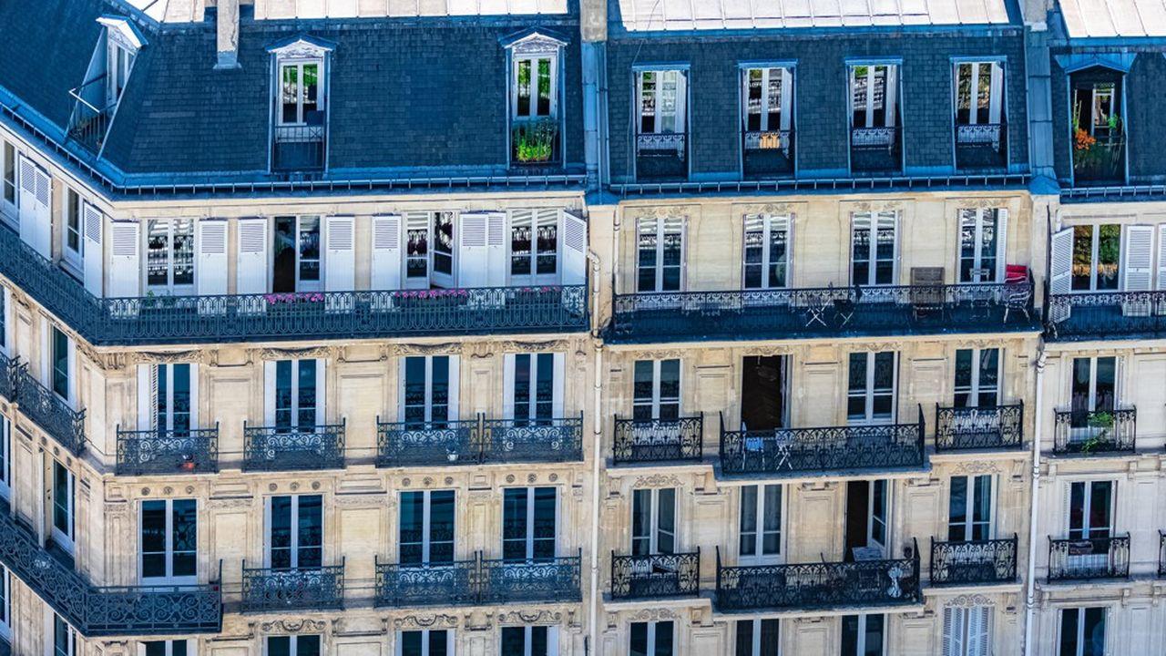 Avant l'arrêt de l'Indice des prix immobilier au 15mars, les prix au mètre carré sur l'ensemble de la France étaient en progression de 0,2%.