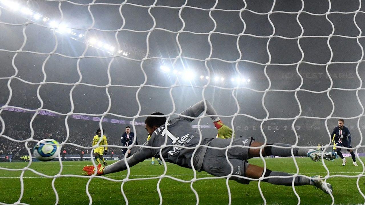 PSG-Nantes en décembre dernier