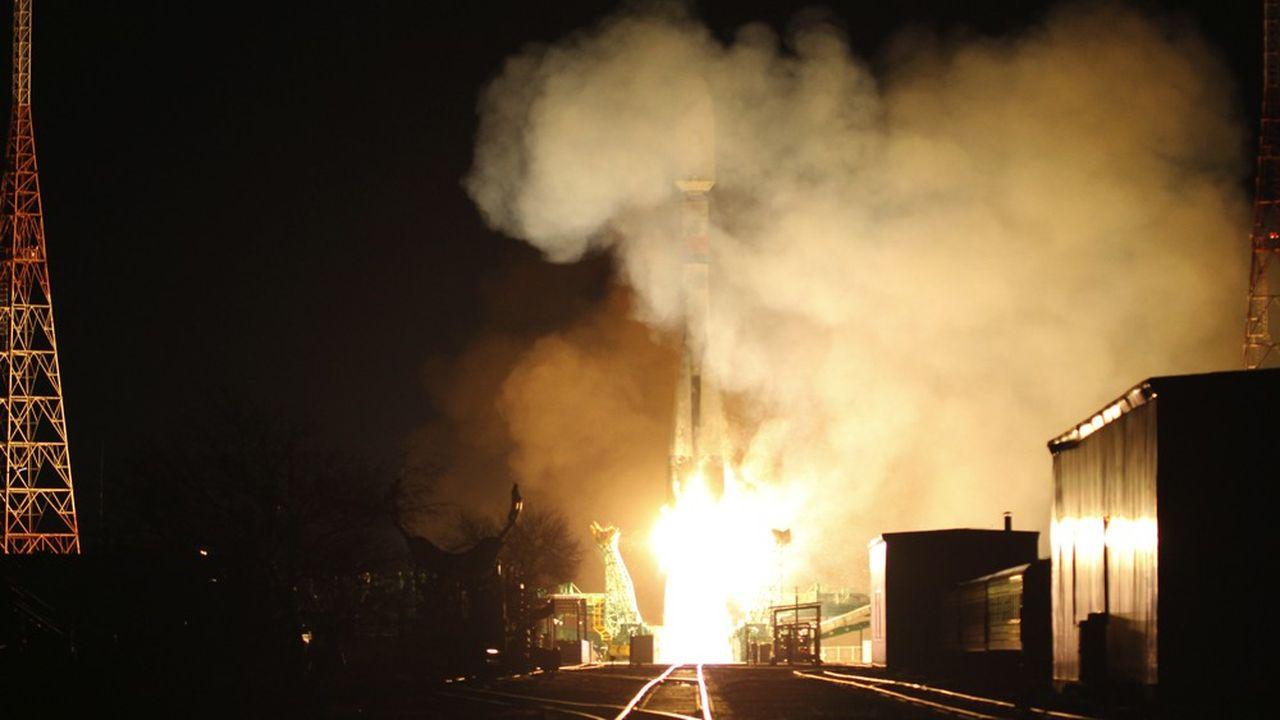 Arianespace a opéré une mission pleinement réussie pour envoyer 34 satellites de OneWeb en orbite depuis le cosmodrome de Baïkonour le 21mars dernier. Dix-huit autres tirs étaient prévus.