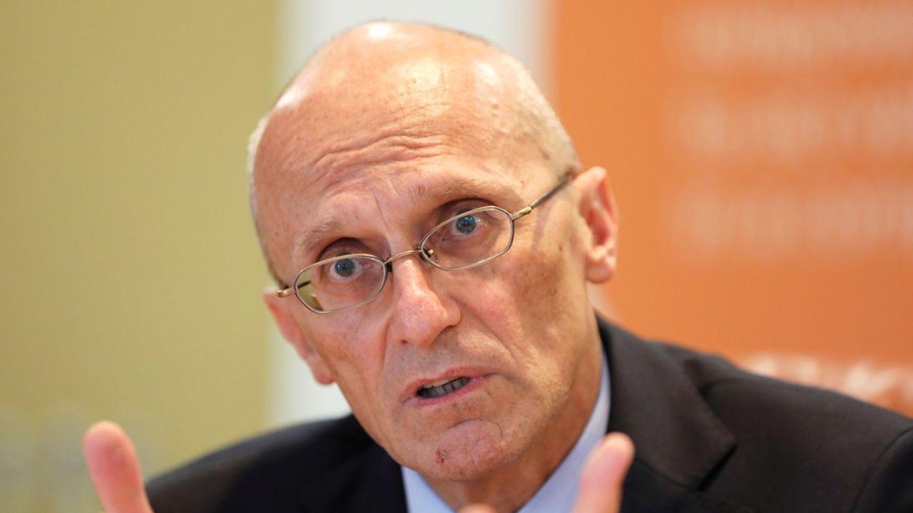 Andrea Enria, président de l'Autorité bancaire européenne (EBA)