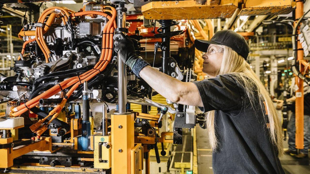 General Motors, Ford, Fiat Chrysler et Tesla sont tous en crise à leur manière.