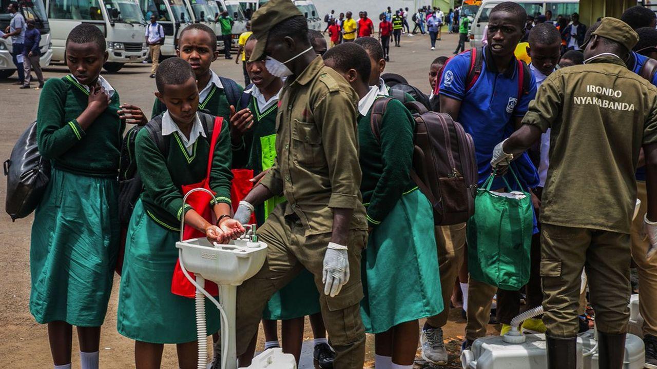 Les pays les plus pauvres manquent déjà d'eau et de savon pour espérer une lutte efficace contre le coronavirus.