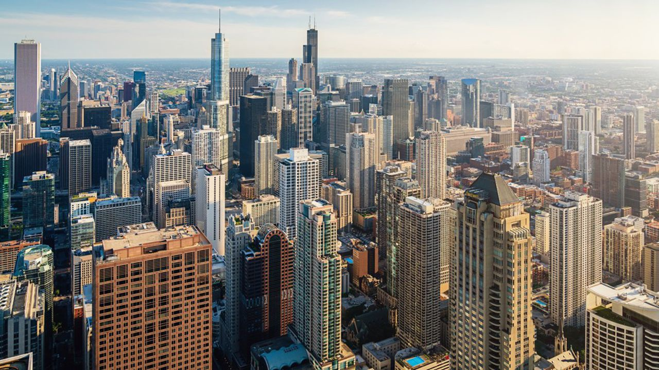 Chicago, la patrie des firmes de trading, et notamment des traders haute fréquence (THF), formés d'anciens opérateurs des marchés à la criée