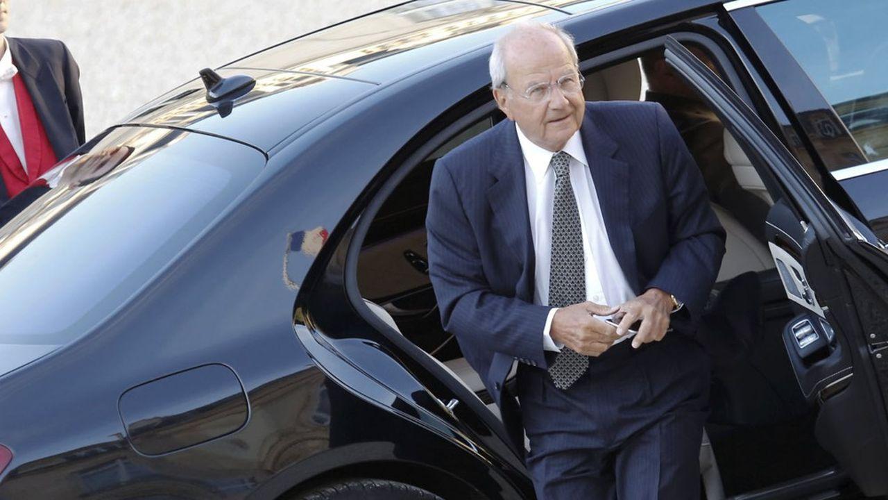 Marc Ladreit de Lacharriere apporte, via Fimalac, son soutien à Jean-Charles Naouri et son contrôle de son holding Casino.