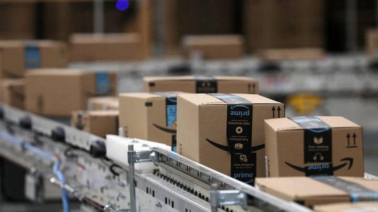 L'application des règles sanitaires entraîne la diminution des capacités d'expédition des entrepôts des e-commerçants.