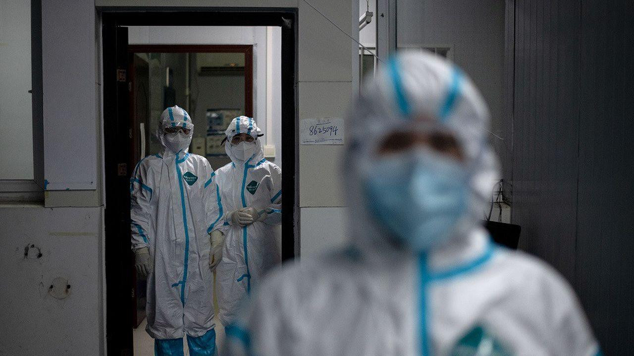 La Chine a annoncé plus de 3.000 morts du coronavirus, dont 2.535 dans la seule ville de Wuhan.