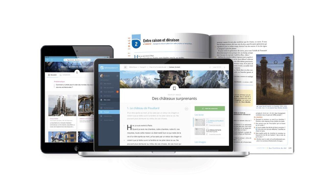 Classes virtuelles, carnets de liaison en ligne, ressources pédagogiques, webinars, jeux éducatifs, l'offre d'éducation en ligne est multiple.