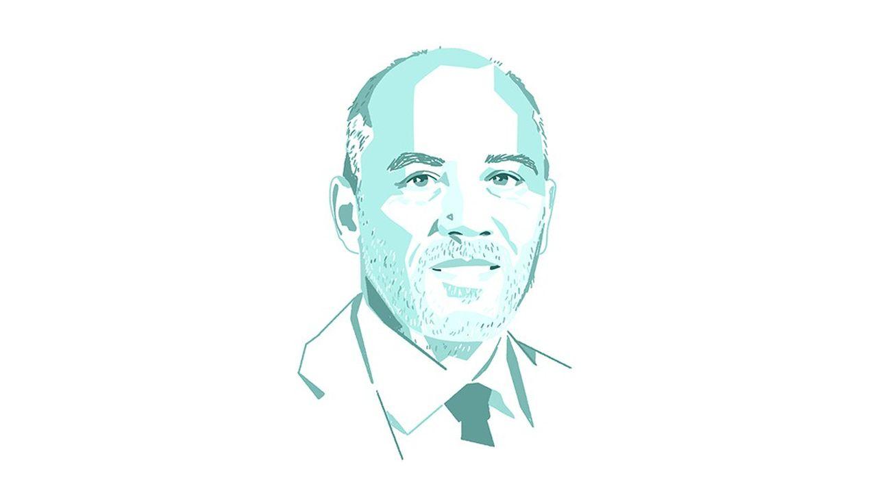 Stéphane Richard, PDG d'Orange: «Je ne vois pas passer les journées, c'est très intense, les réunions sont quotidiennes, il n'y a plus de week-end.»