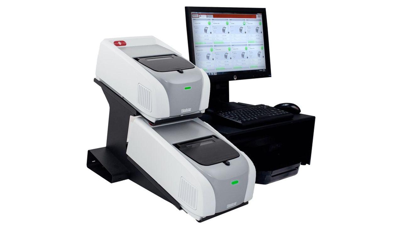 Le système BioFire Film Array de BioMérieux permet de réaliser les tests coronavirus en 45 minutes,