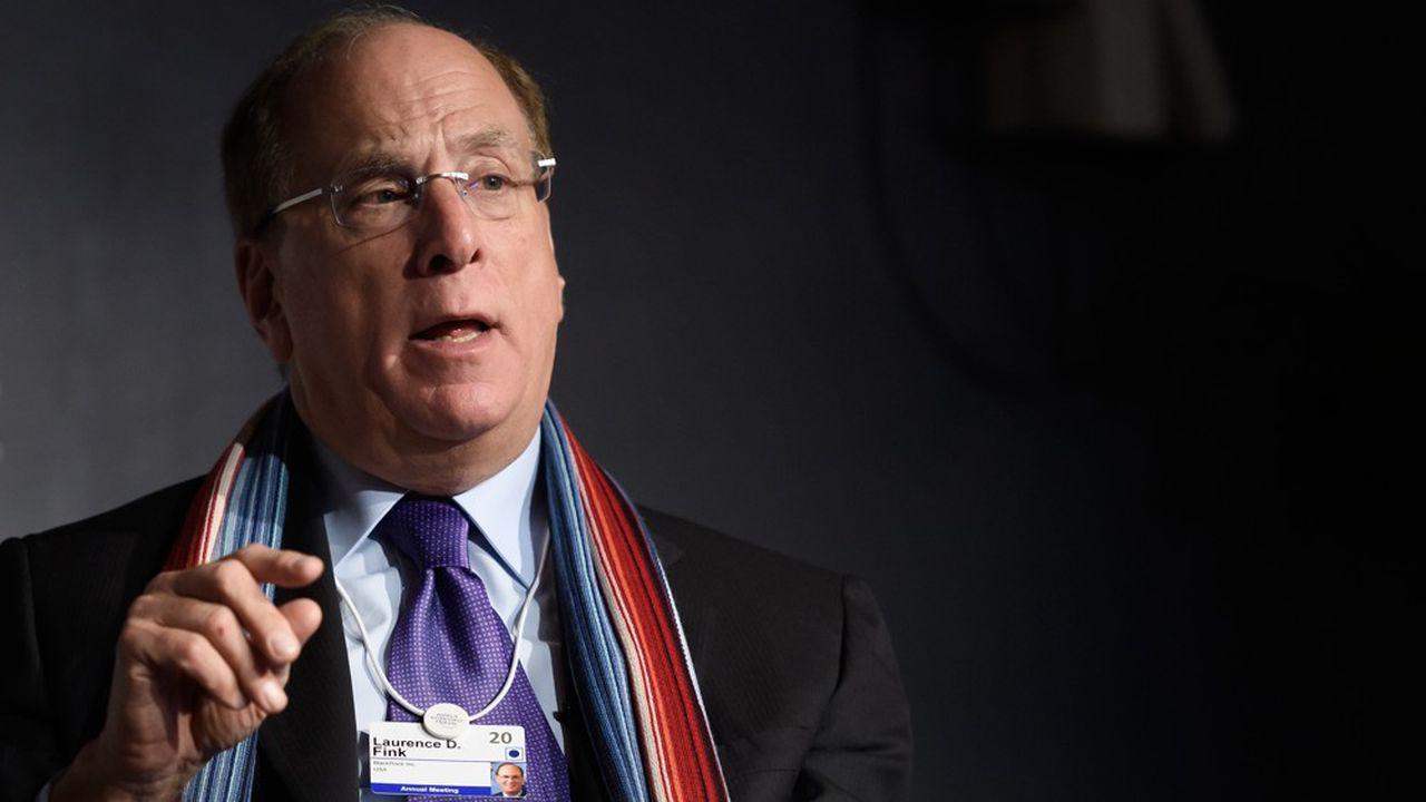 Le géant américain de la gestion d'actifs BlackRock n'échappe pas aux perturbations liées au coronavirus. Son patron emblématique, Larry Fink, a rédigé sa lettre annuelle à ses actionnaires depuis son salon.