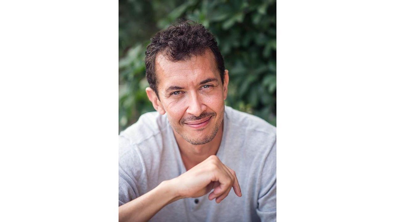 Frédéric Villain, fondateur de la société Demand Side Instruments.