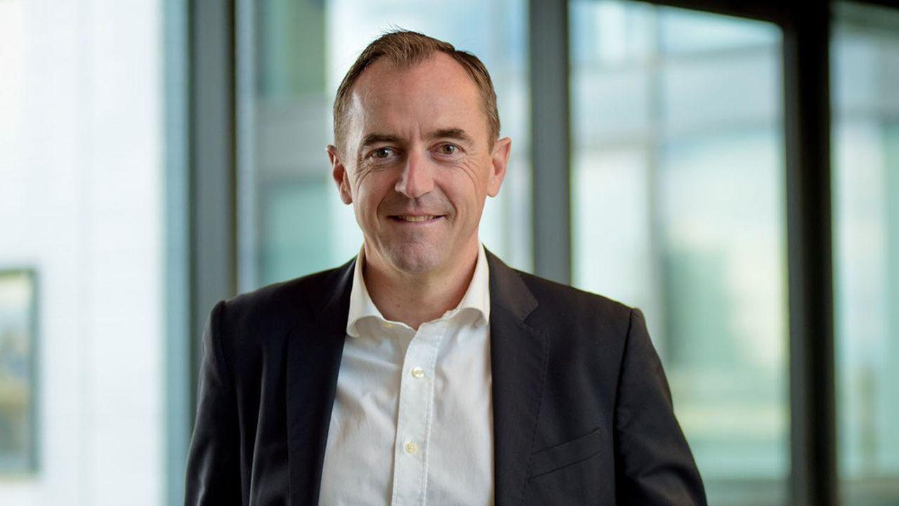 Christophe Catoir, président d'Adecco France et Europe du Nord.