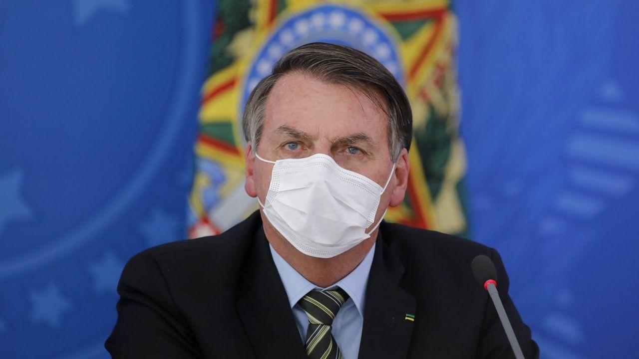 Jair Bolsonaro, le président brésilien