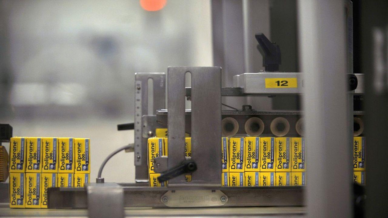 Sanofi, fabricant du Doliprane à base de paracétamol, a augmenté la production de 50% de son médicament pour répondre à la demande