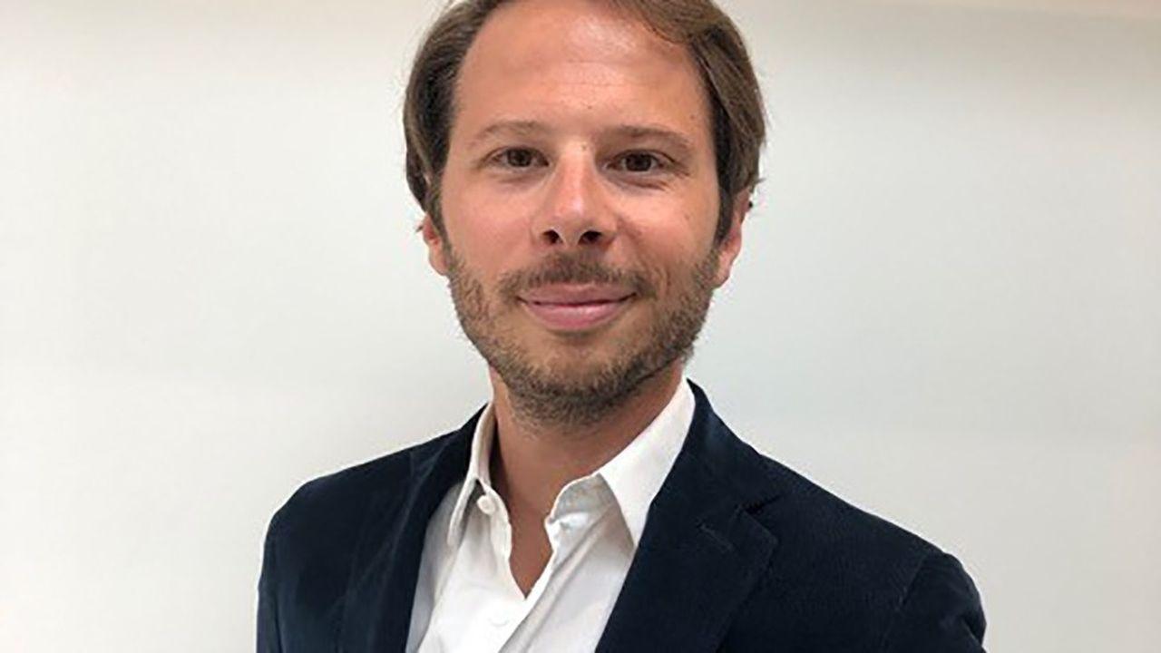 Le Dr Vincent Bailly, l'un des deux concepteurs de l'application Covid-moi-un-lit, dédiée au corps médical en Bourgogne-Franche-Comté dans un premier temps.