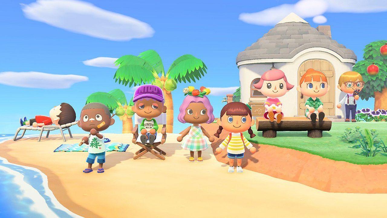 Le jeu «Animal Crossing» de Nintendo a atteint le sommet des ventes en un rien de temps.