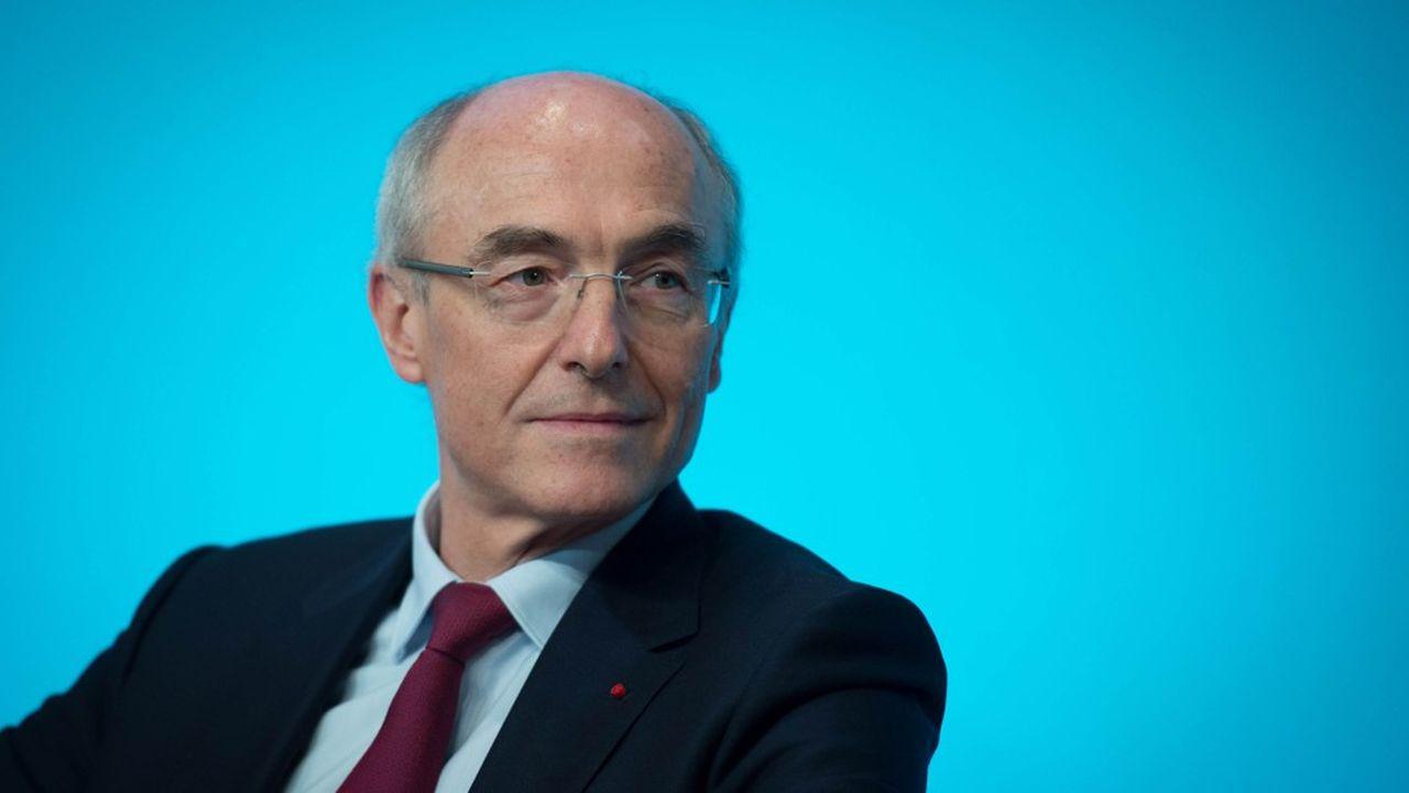 PDG d'Air Liquide, Benoit Potier se déclare fier du pari relevé avec l'industrie française pour fournir 10.000 respirateurs.