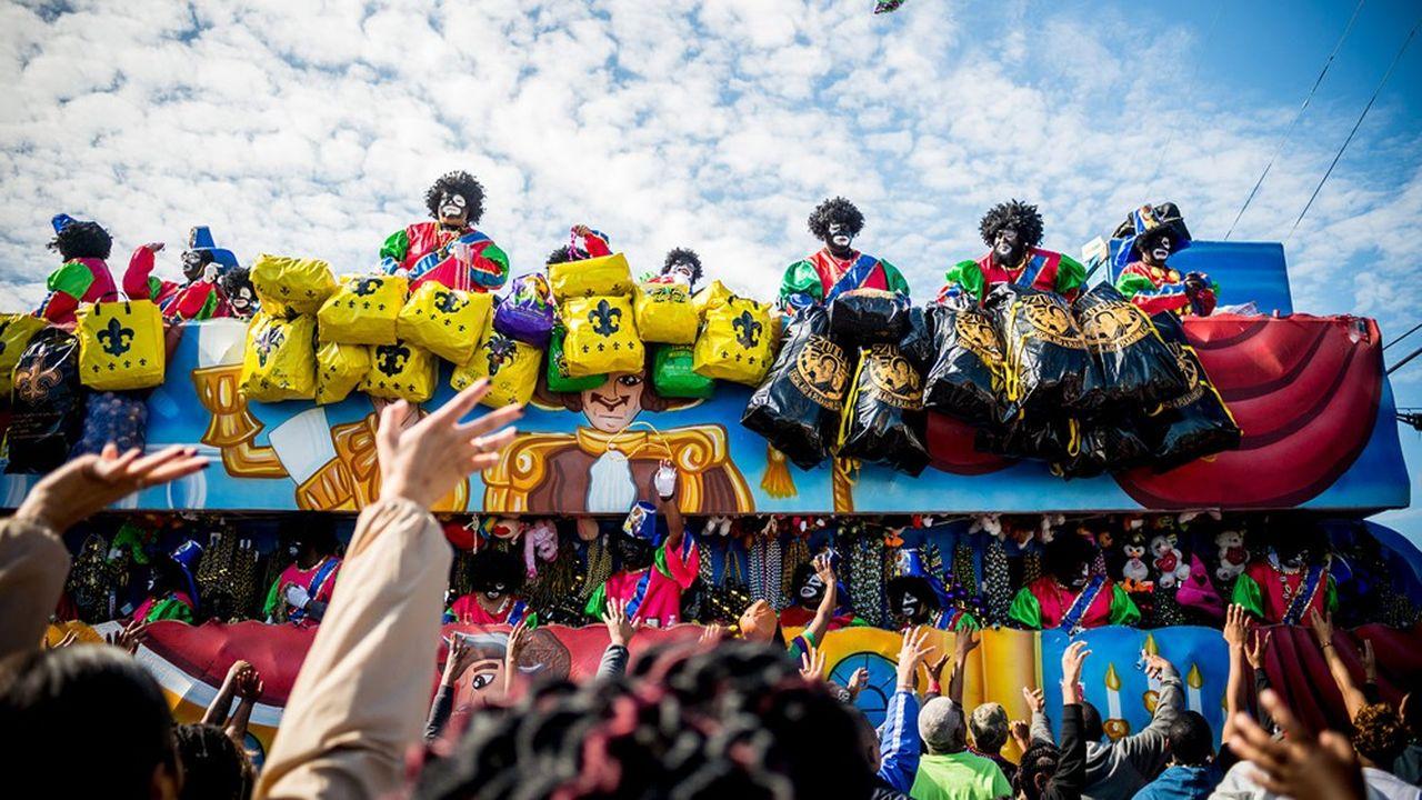 Beaucoup de gens ont été infectés par le Covid-19 lors des fêtes de Mardi Gras à la Nouvelle Orléans.