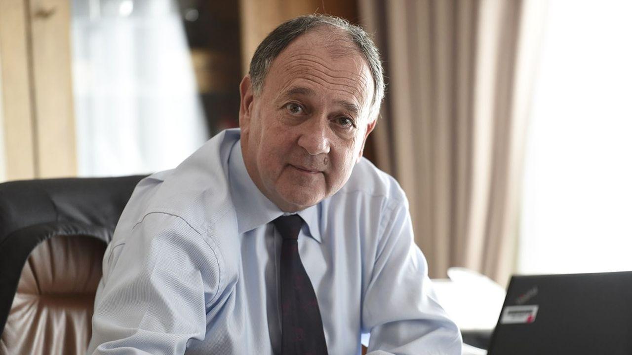 Paul Hermelin, PDG de Capgemini, termine son mandat par l'OPA réussie sur Altran.