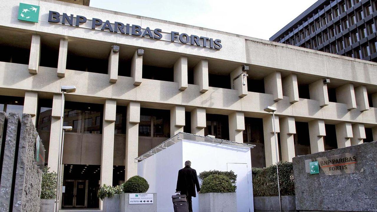 En Belgique, BNP Paribas Fortis est la filiale à 100% de BNP Paribas.
